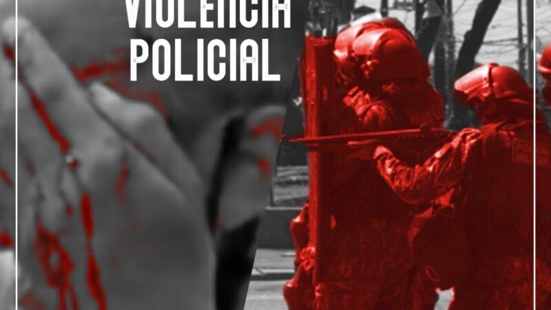 29 de maio marcado por violência policial em PE