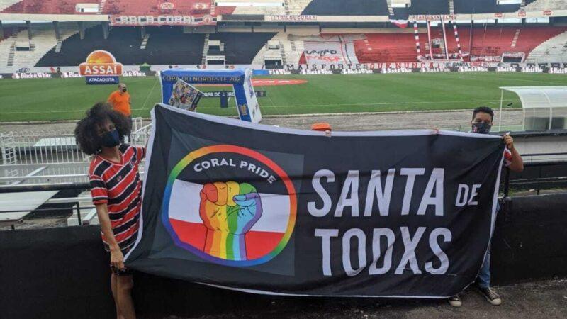 Torcedores LGBTQIA+ fortalecem a luta contra a discriminação nas arquibancadas