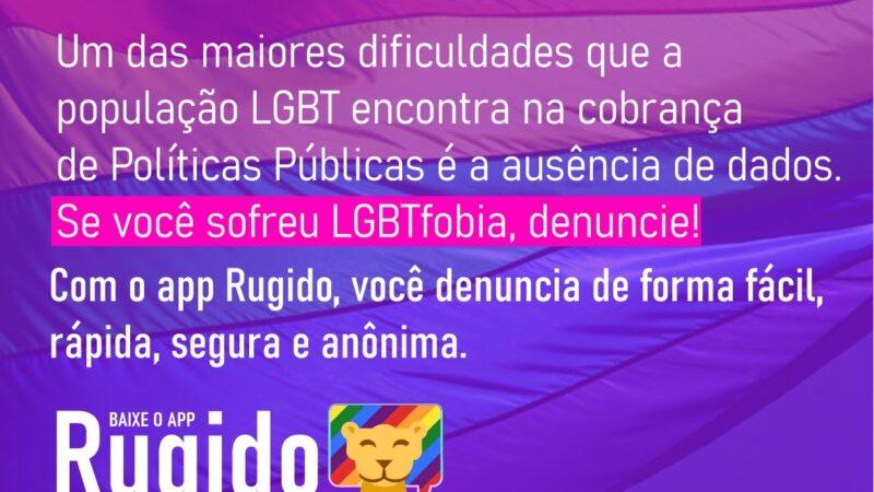Se você sofreu LGBTfobia, denuncie.