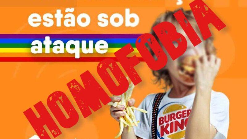 Escola que fez postagem homofóbica contra publicidade de lanchonete é denunciada ao Ministério Público