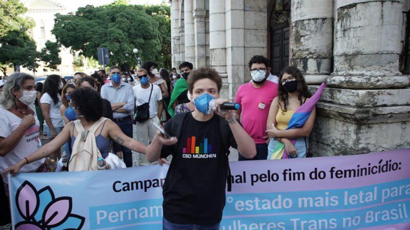 Mais uma travesti é assassinada e movimento pressiona governo estadual por políticas públicas